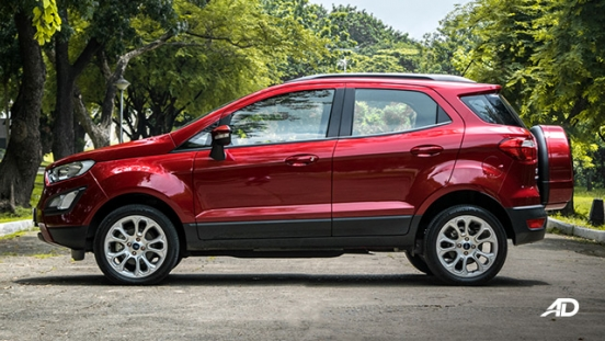 ford ecosport trend road test exterior side philippines