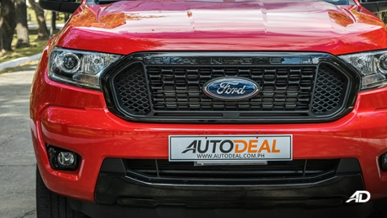 ford ranger fx4 grille exterior philippines