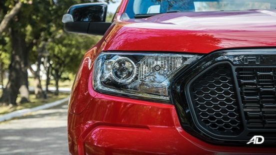 ford ranger fx4 headlights exterior philippines