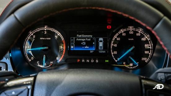ford ranger fx4 instrument cluster interior
