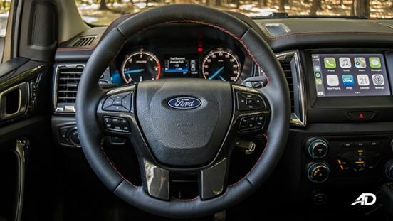 ford ranger fx4 steering wheel interior