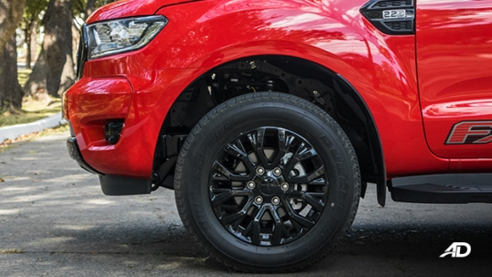 ford ranger fx4 wheels brakes exterior philippines