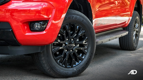 ford ranger fx4 wheels exterior philippines