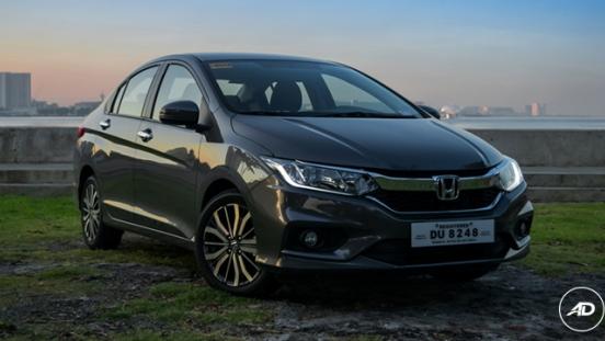 Honda City 1.5 VX NAVI CVT 2018