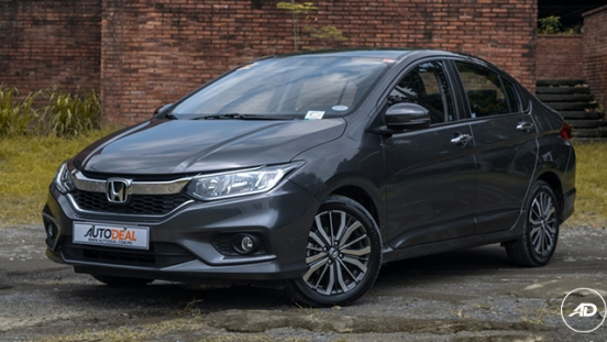 Honda City 1.5 VX NAVI CVT 2108 review