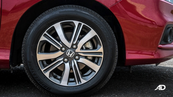 honda city road test wheels philippines