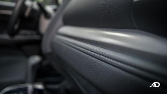 honda jazz road test interior dashboard
