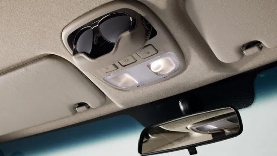 Hyundai H-100 Philippines interior sunglass holder and map lights