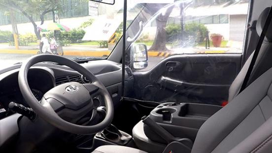 Kia Karga Plus Protect cabin interior