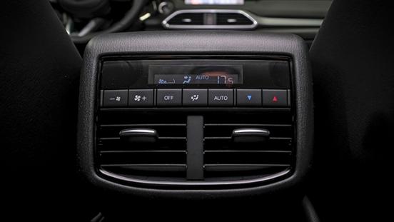 Mazda CX-9 GT 2018 rear air-condition vents