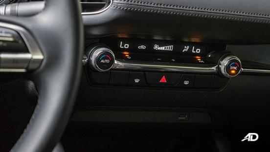 mazda3 elite sedan review road test climate control interior philippines