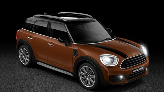 Mini Cooper Countryman 2.0L D 2018 Philippines brand new