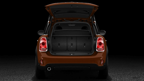 Mini Cooper Countryman 2.0L D 2018 Philippines trunk