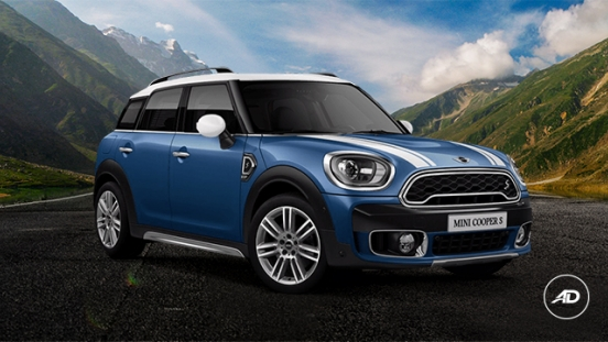Mini Cooper Countryman 2.0L SD 2018 Philippines