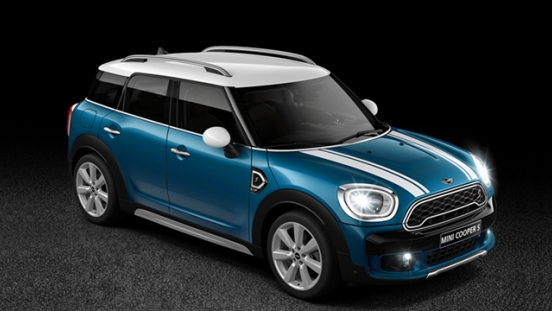 Mini Cooper Countryman 2.0L SD 2018 Philippines brand new