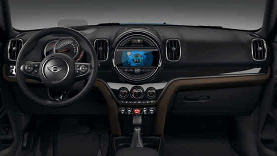 Mini Cooper Countryman 2.0L SD 2018 Philippines interior