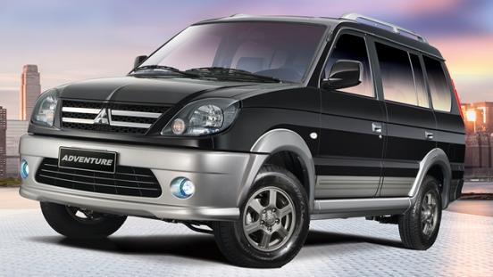 Mitsubishi Adventure GLS Sport 2018 brand new