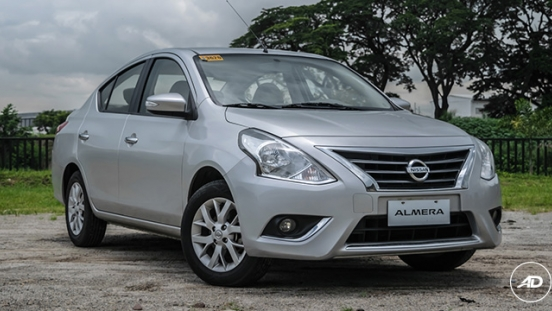 Nissan Almera 1.5 VL AT 2018 Philippines brand new