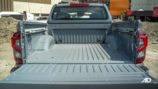 Nissan Navara PRO-4X bed
