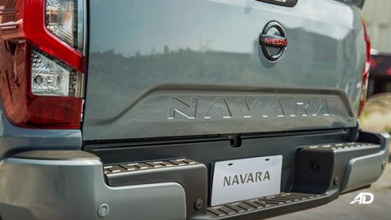 Nissan Navara PRO-4X bumper