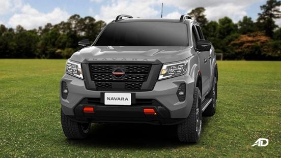 Nissan Navara PRO-4X front angle right
