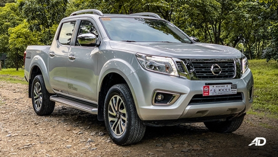 Nissan Navara road test exterior beauty philippines
