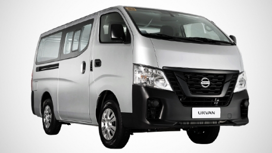 Nissan NV350 Urvan Shuttle 15-seater 2018