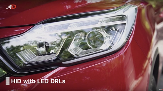 Ssangyong musso grand road test headlights exterior philippines