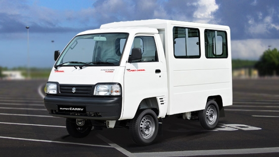Suzuki Super Carry Utility Van 2018 brand new