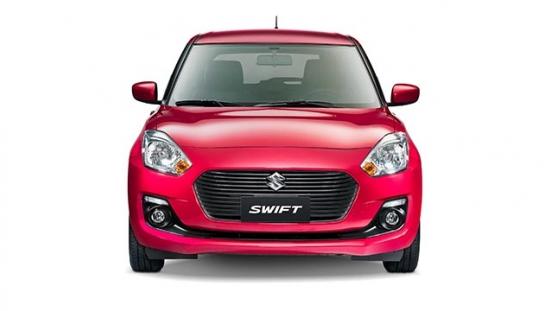 Suzuki Swift GL Red