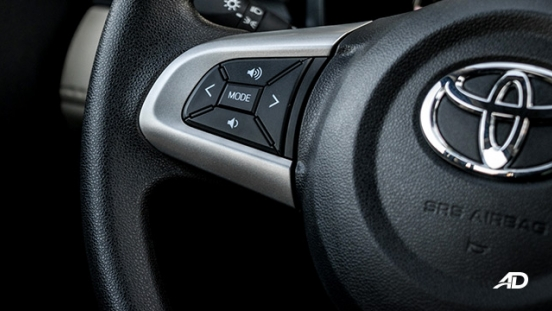 toyota rush interior road test