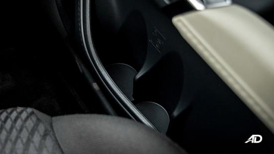 toyota rush road test interior bottle holders