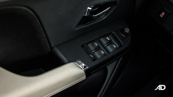 toyota rush road test interior door controls