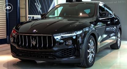 2018 Maserati Levante: News, Specs, Price >> Maserati Levante Diesel 275 2019 Philippines Price Specs