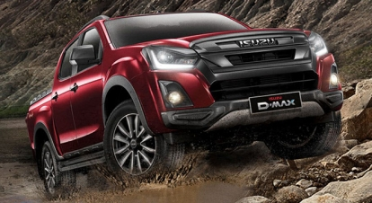 Isuzu Dmax Specs >> Isuzu D Max 3 0 Ls A 4x4 At Blue Power 2019 Philippines