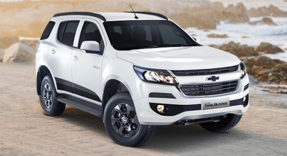 Chevrolet Trailblazer 2 8 4x2 Lt Black Edition At 2020 Philippines