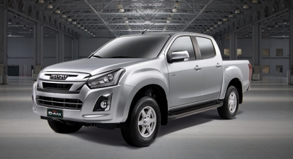 Isuzu Dmax Specs >> Isuzu D Max 1 9 Rz4e Ls 4x2 At Blue Power 2019 Philippines