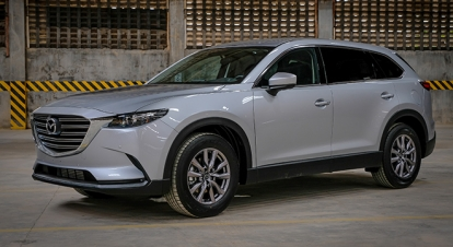 Mazda Cx 9 2 5 Grand Touring Awd 2020 Philippines Price Specs Autodeal