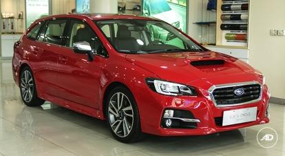 Subaru Levorg 1 6 Gt S Cvt 2020 Philippines Price Specs Autodeal