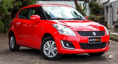 Suzuki Swift 1 2 AT 2019, Philippines Price & Specs | AutoDeal