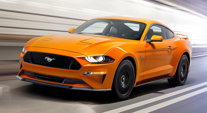 2018 Ford Mustang 5.0L GT Premium