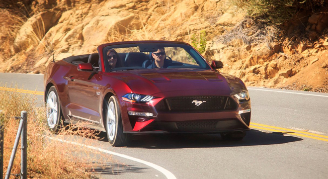 2020 Ford Mustang Gt Premium Convertible Specs