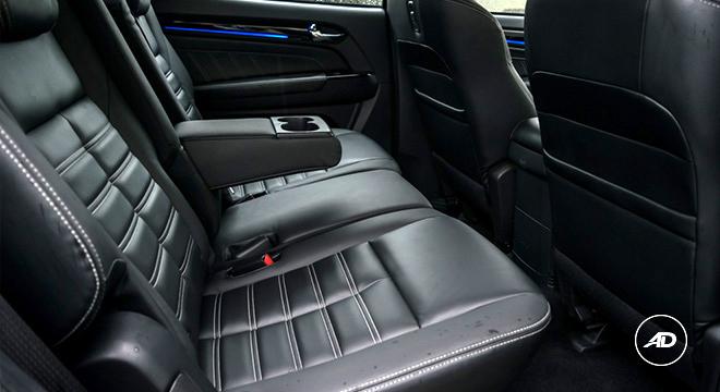 2018 isuzu mu-x 1.9 luxe blue power 2nd row seats
