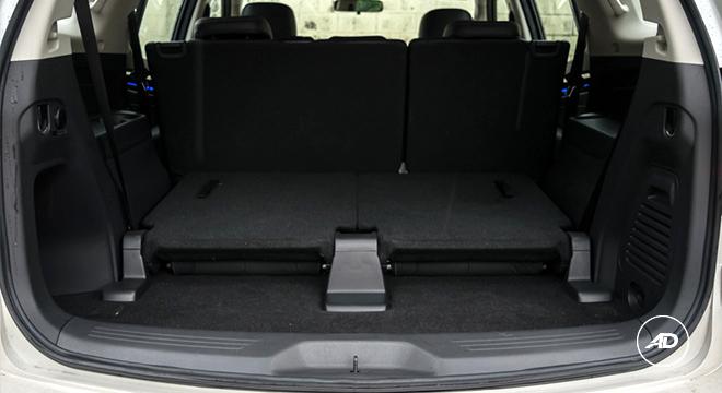 2018 isuzu mu-x 1.9 luxe blue power trunk