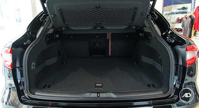 2018 Maserati Levante Diesel 275 Philippines trunk