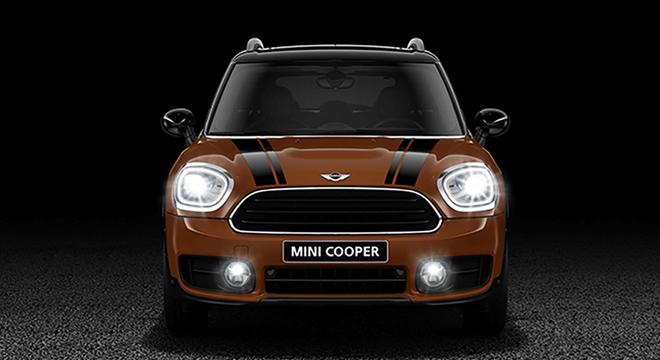 2018 Mini Cooper Countryman 2.0L D Philippines