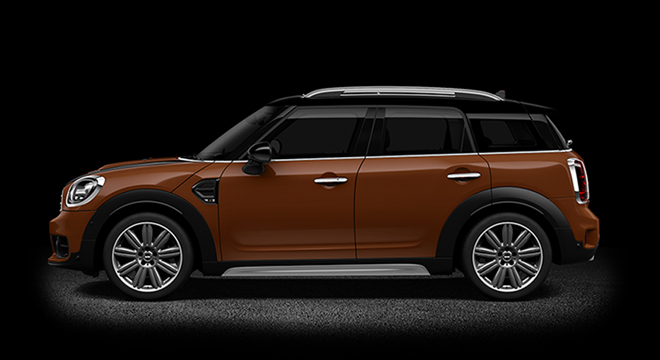 2018 Mini Cooper Countryman 2.0L D Philippines luxury car
