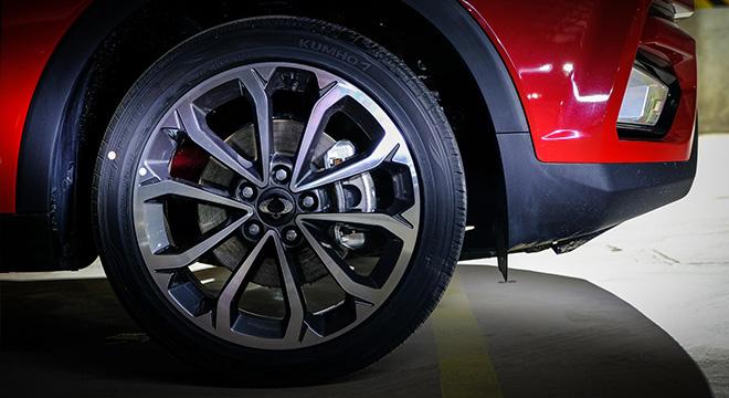2018 SsangYong tivoli premium sport wheels