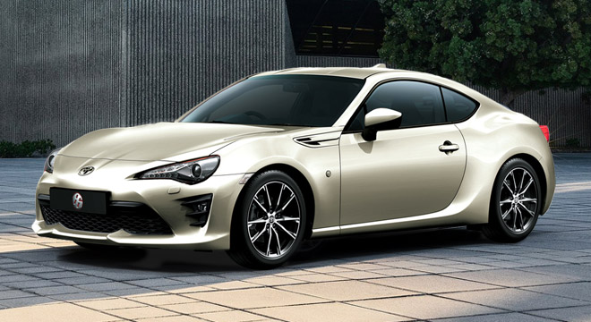 2018 Toyota 86 Aero 2.0 AT White Pearl Philippines Brand New