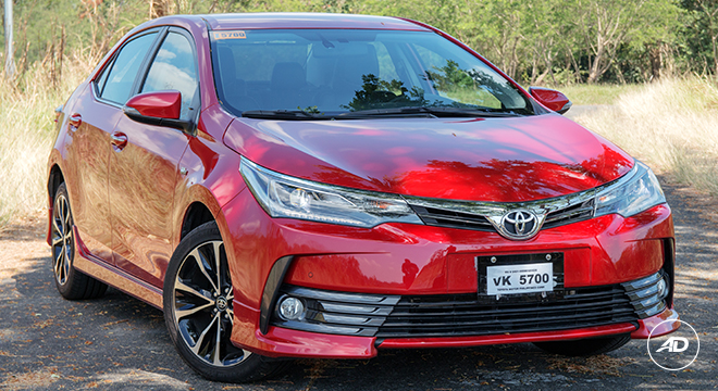 2018 Toyota Corolla Altis 2.0 V AT Brand New Philippines